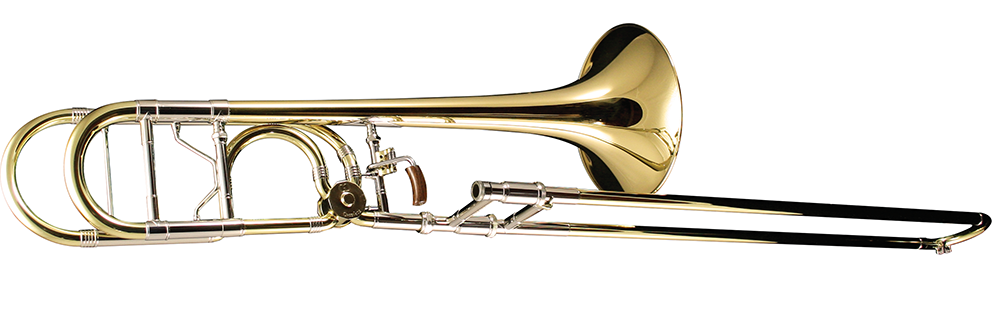 Greenhoe GB4-1Y Tenor Trombone