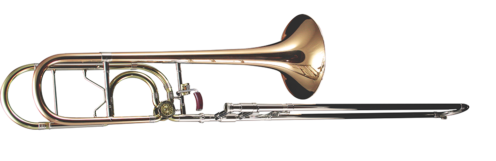 Greenhoe GC4-1R-TIS Tenor Trombone