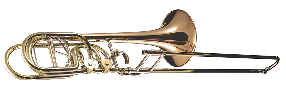 Greenhoe GB5-3G Bass Trombone